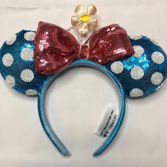 Disney Minnie Mouse Daisy Timeless Ear Headband